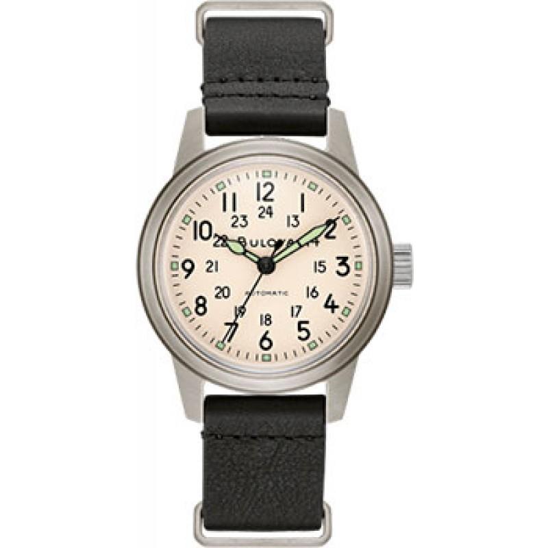 Японские наручные  мужские часы Bulova 96A246. Коллекция Hack