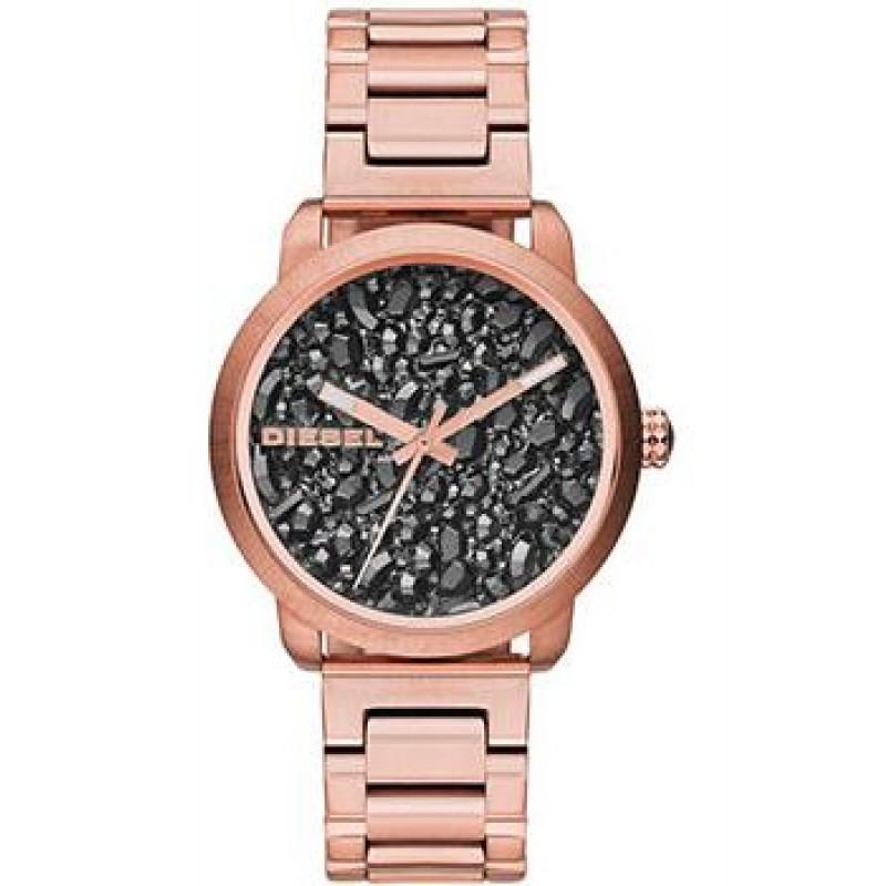 fashion наручные  женские часы Diesel DZ5427. Коллекция Flare