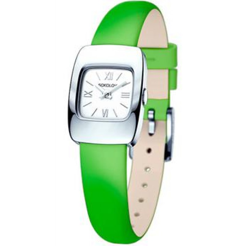 fashion наручные  женские часы Sokolov 124.30.00.000.01.08.2. Коллекция Why Not