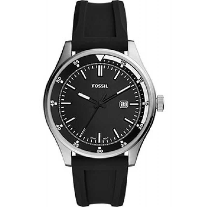 fashion наручные  мужские часы Fossil FS5535. Коллекция Belmar