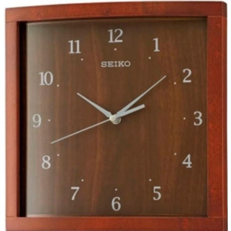Настенные часы Seiko Clock QXA675ZN. Коллекция Настенные часы