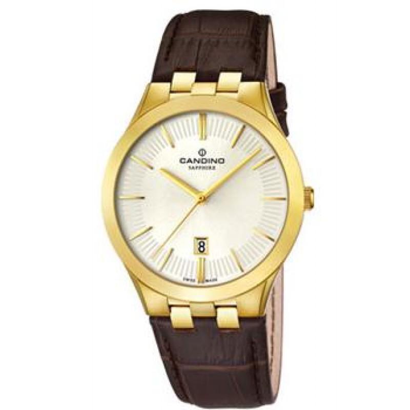 Швейцарские наручные  мужские часы Candino C4542.1. Коллекция Classic
