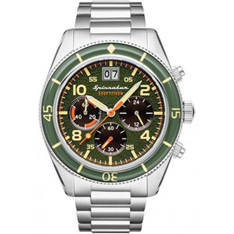 мужские часы Spinnaker SP-5085-22. Коллекция FLEUSS