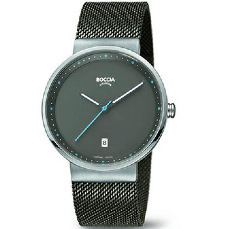 Наручные  женские часы Boccia 3615-01. Коллекция Titanium