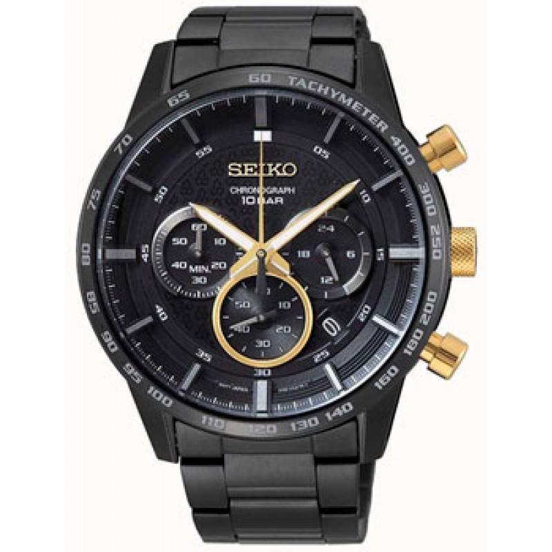 Японские наручные  мужские часы Seiko SSB363P1. Коллекция Conceptual Series Sports