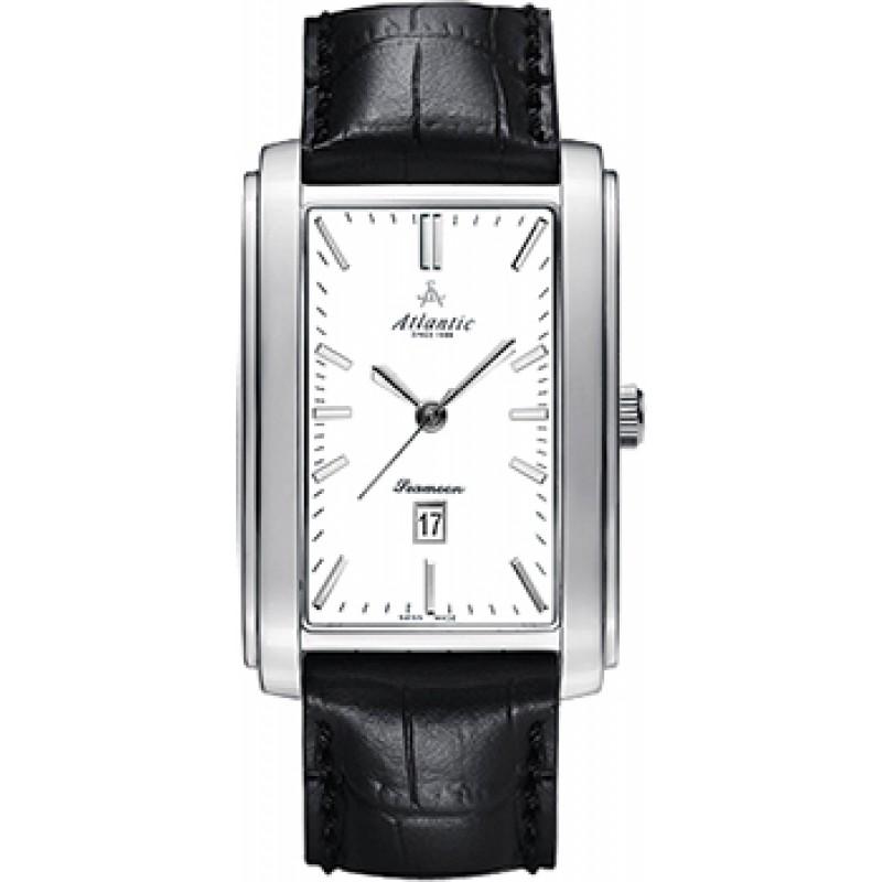 Швейцарские наручные  мужские часы Atlantic 67340.41.11. Коллекция Seamoon