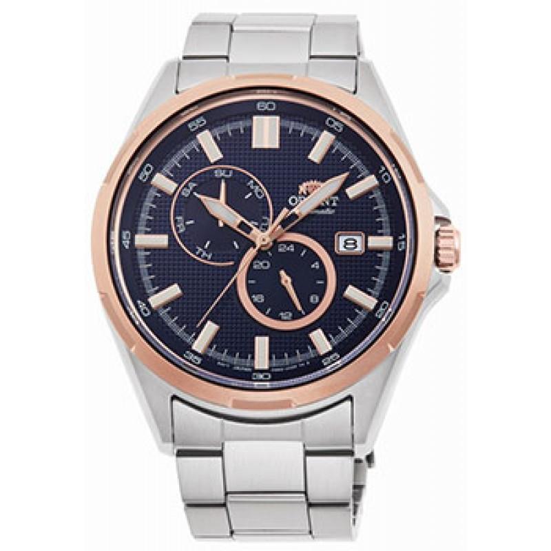 Японские наручные  мужские часы Orient RA-AK0601L10B. Коллекция Sporty Automatic