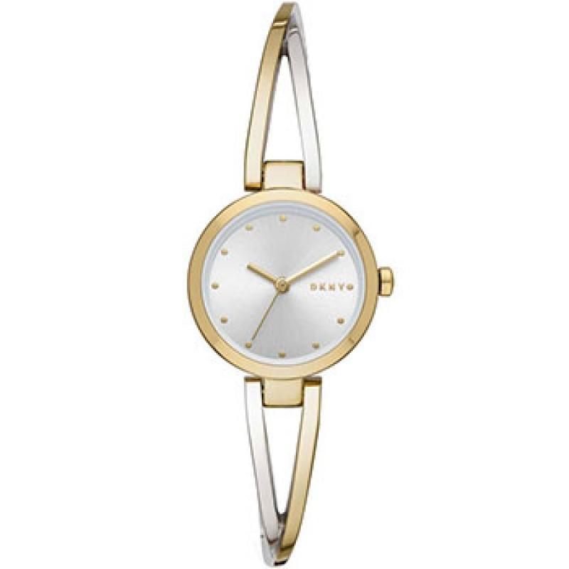 fashion наручные  женские часы DKNY NY2790. Коллекция Crosswalk