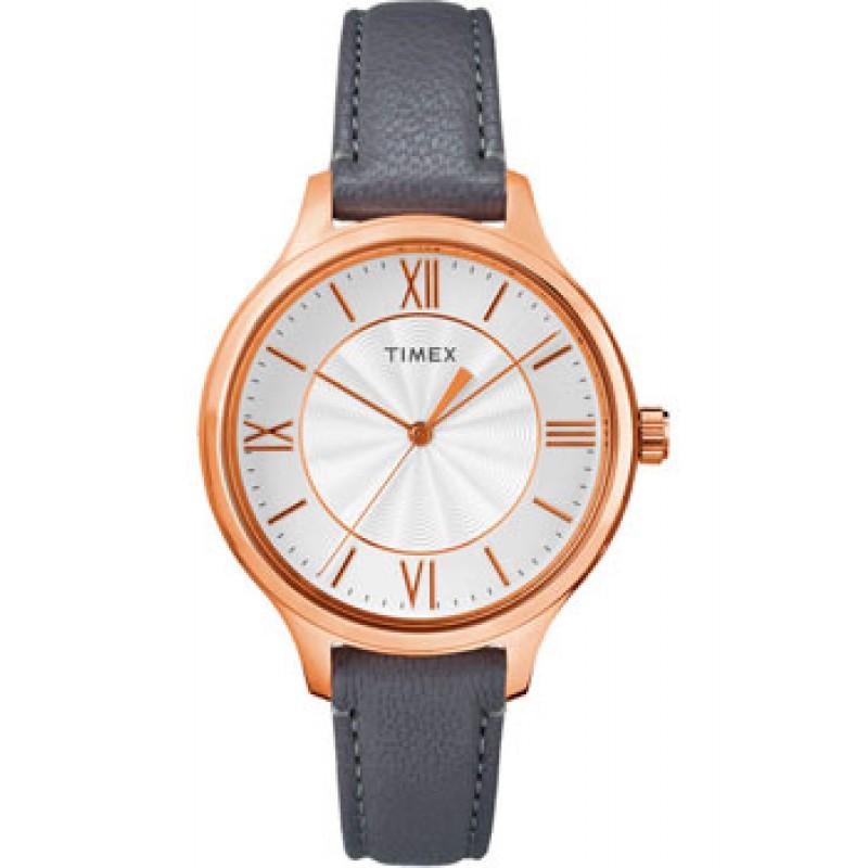 женские часы Timex TW2R27700RY. Коллекция Peyton
