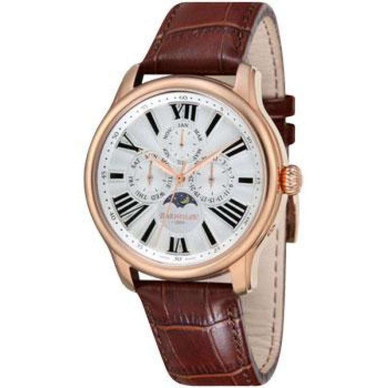 мужские часы Earnshaw ES-0025-03. Коллекция Longitude
