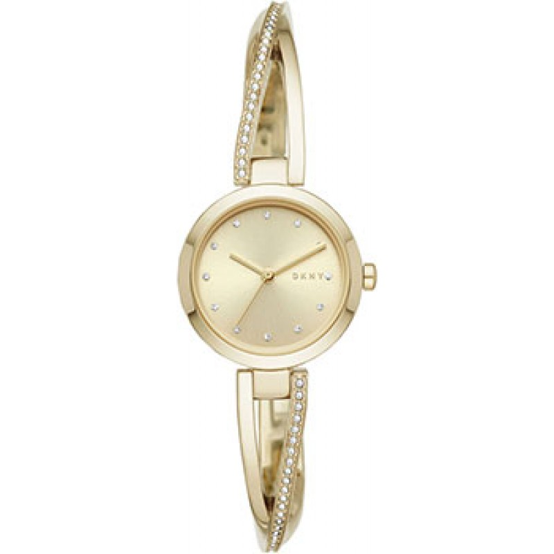 fashion наручные  женские часы DKNY NY2830. Коллекция Crosswalk