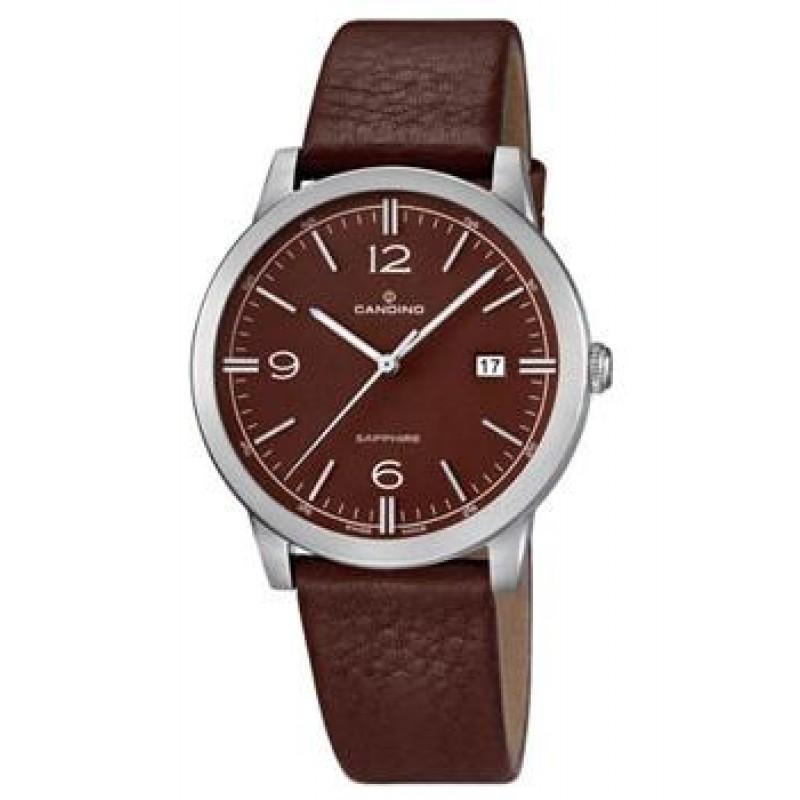 Швейцарские наручные  мужские часы Candino C4511.3. Коллекция Classic