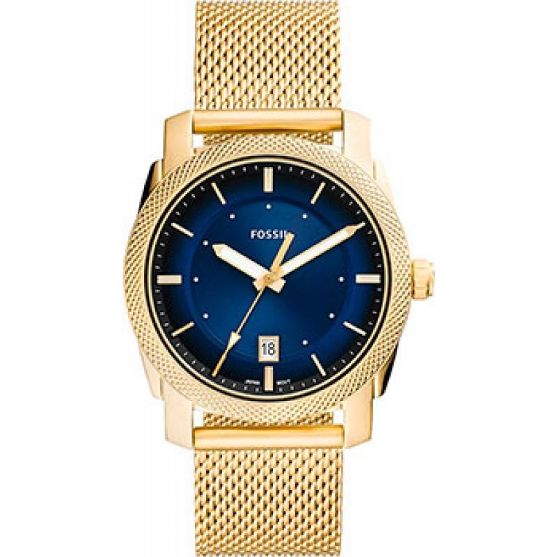 fashion наручные  мужские часы Fossil FS5794. Коллекция Machine