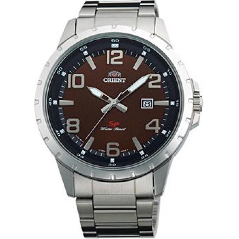 Японские наручные  мужские часы Orient UNG3001T. Коллекция Sporty Quartz
