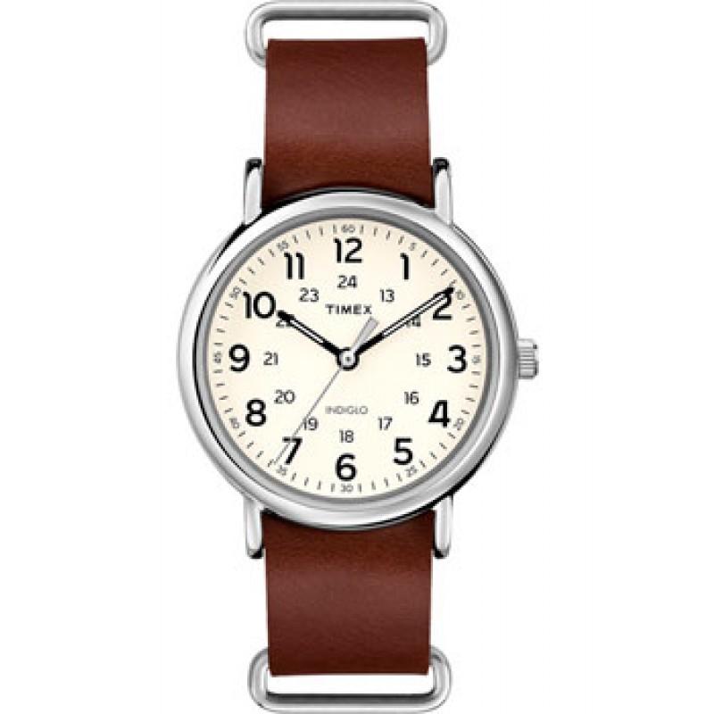 мужские часы Timex T2P495RY. Коллекция Weekender