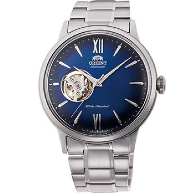 Японские наручные  мужские часы Orient RA-AG0028L10B. Коллекция AUTOMATIC