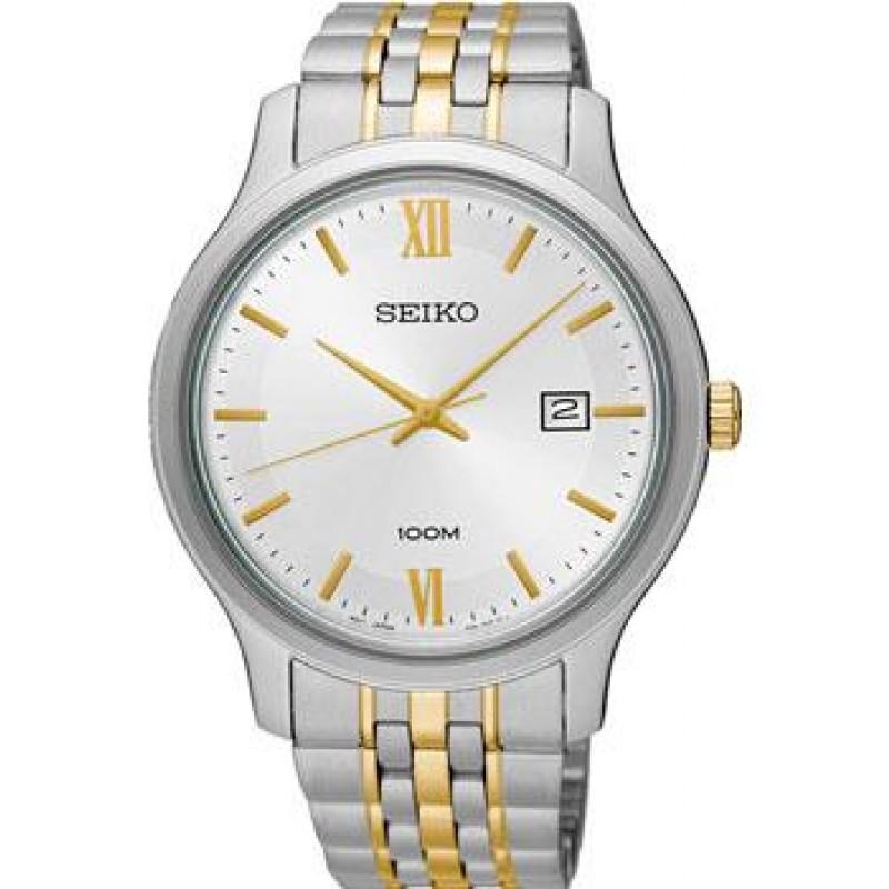 Японские наручные  мужские часы Seiko SUR223P1. Коллекция Promo
