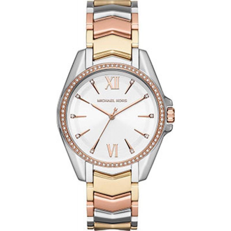 fashion наручные  женские часы Michael Kors MK6686. Коллекция Whitney