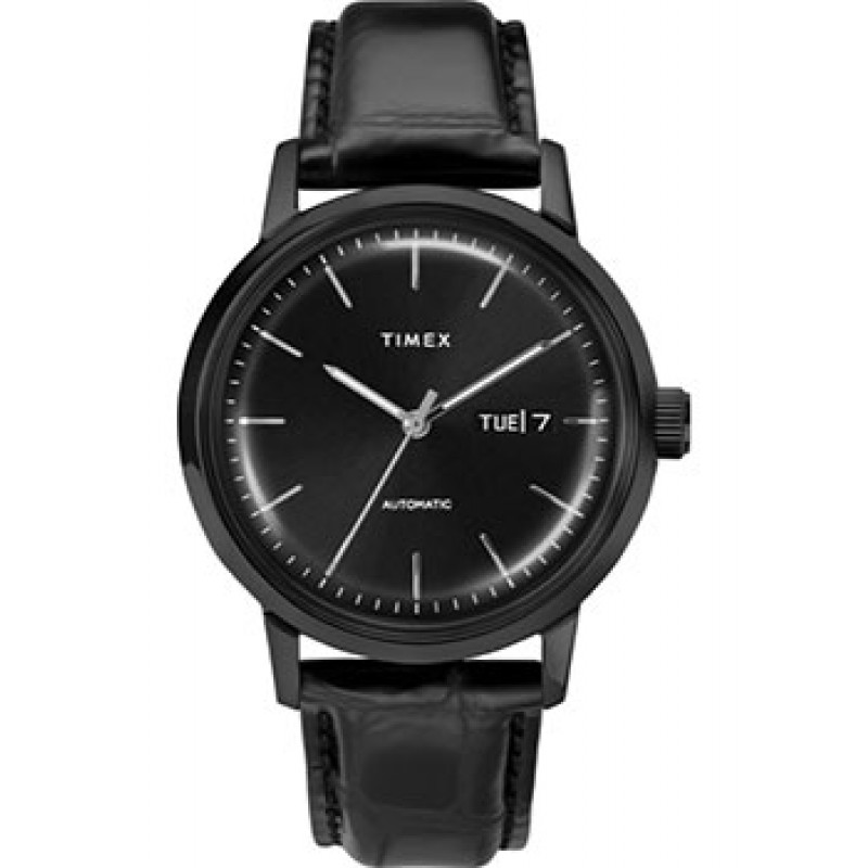 мужские часы Timex TW2U11700IP. Коллекция Marlin Automatic