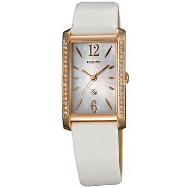 Японские наручные  женские часы Orient QCBG002W. Коллекция Lady Rose