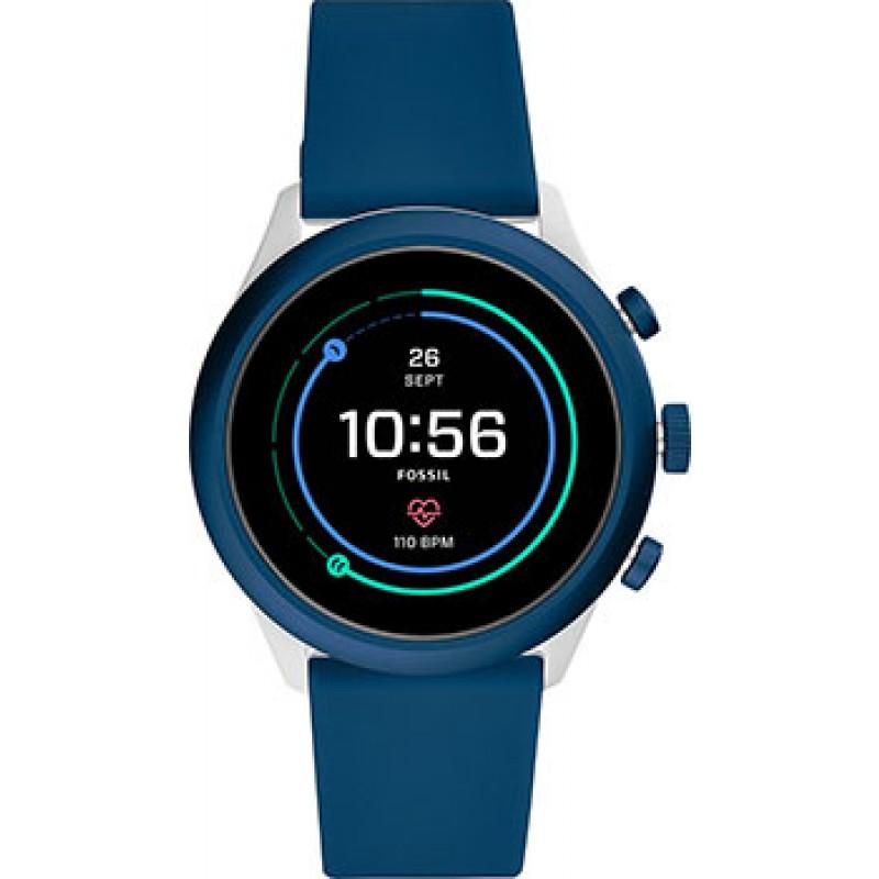 fashion наручные  мужские часы Fossil FTW4036. Коллекция Sport Smartwatch