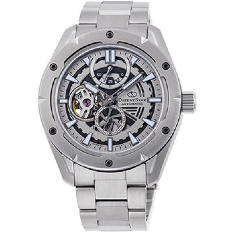 Японские наручные  мужские часы Orient RE-AV0A02S. Коллекция Orient Star