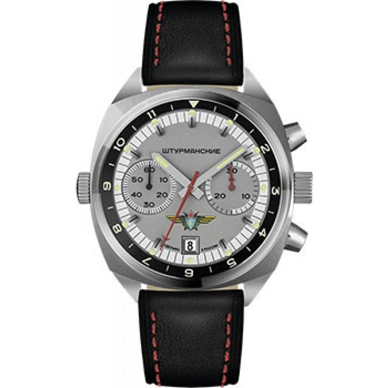 Российские наручные  мужские часы Sturmanskie 3133-1981260. Коллекция Океан