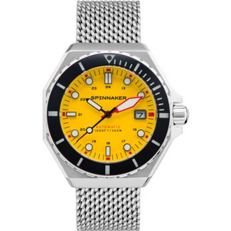 мужские часы Spinnaker SP-5081-44. Коллекция DUMAS