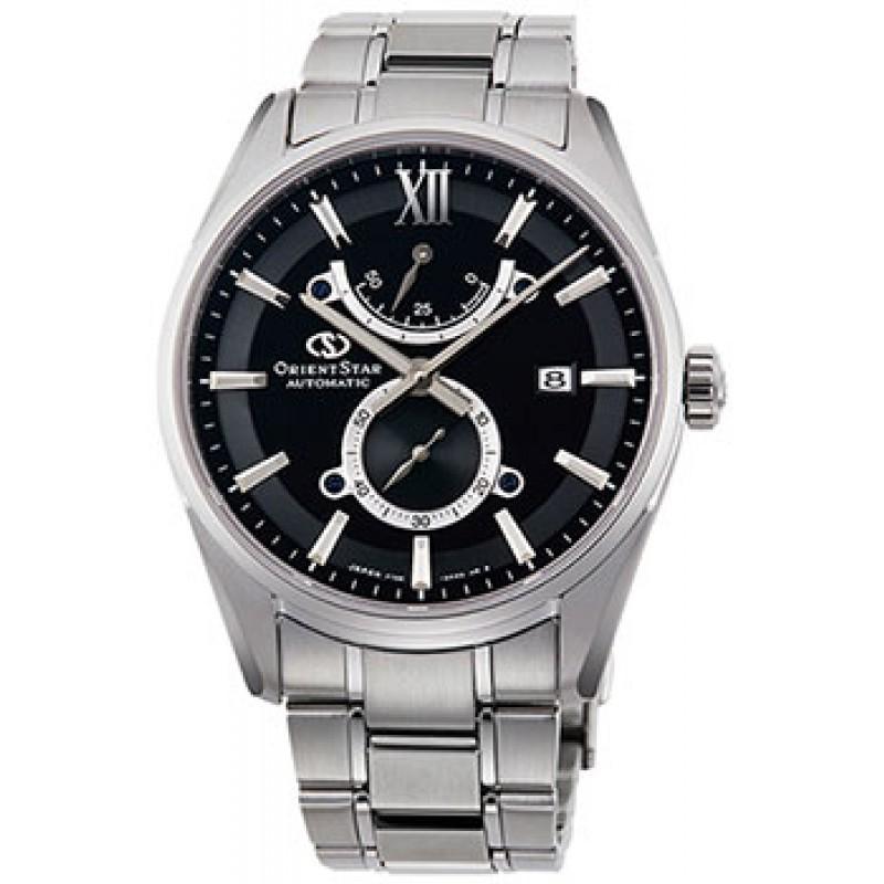 Японские наручные  мужские часы Orient RE-HK0003B. Коллекция Orient Star