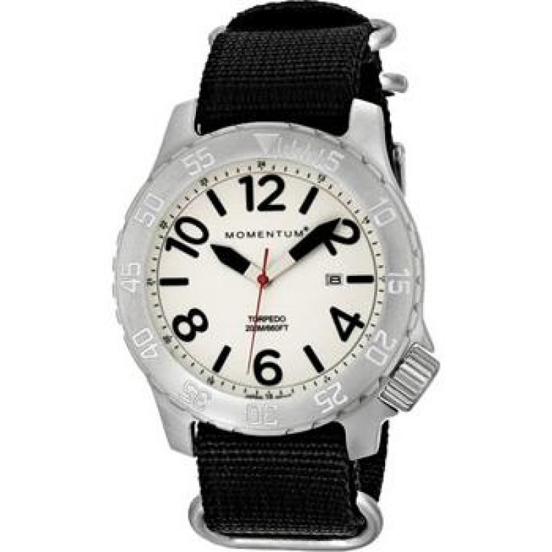 мужские часы Momentum 1M-DV74L7B. Коллекция TORPEDO