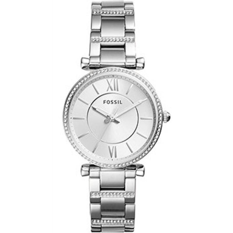 fashion наручные  женские часы Fossil ES4341. Коллекция Carlie