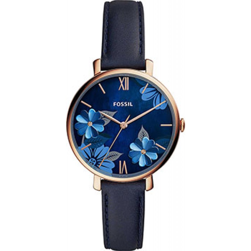 fashion наручные  женские часы Fossil ES4673. Коллекция Jacqueline
