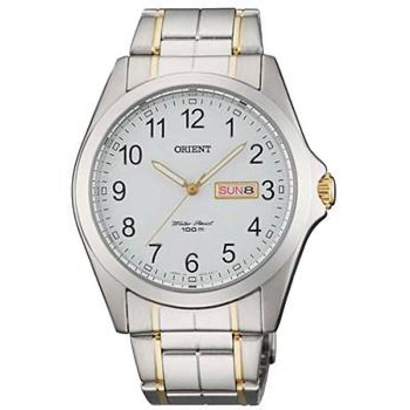 Японские наручные  мужские часы Orient UG1H004W. Коллекция Dressy Elegant Gent's