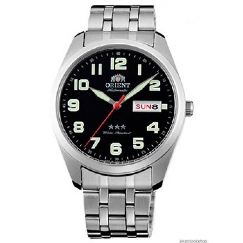 Японские наручные  мужские часы Orient RA-AB0024B19B. Коллекция AUTOMATIC