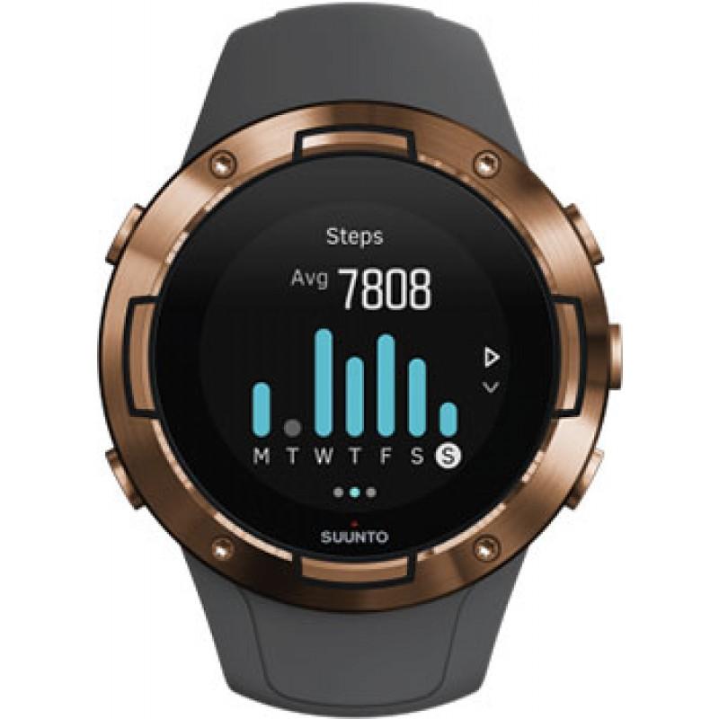 мужские часы Suunto SS050302000. Коллекция Suunto 5