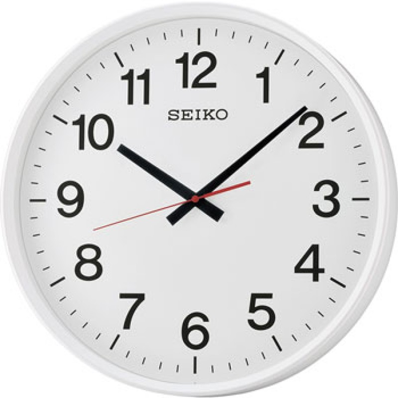 Настенные часы Seiko Clock QXA700WN. Коллекция Настенные часы