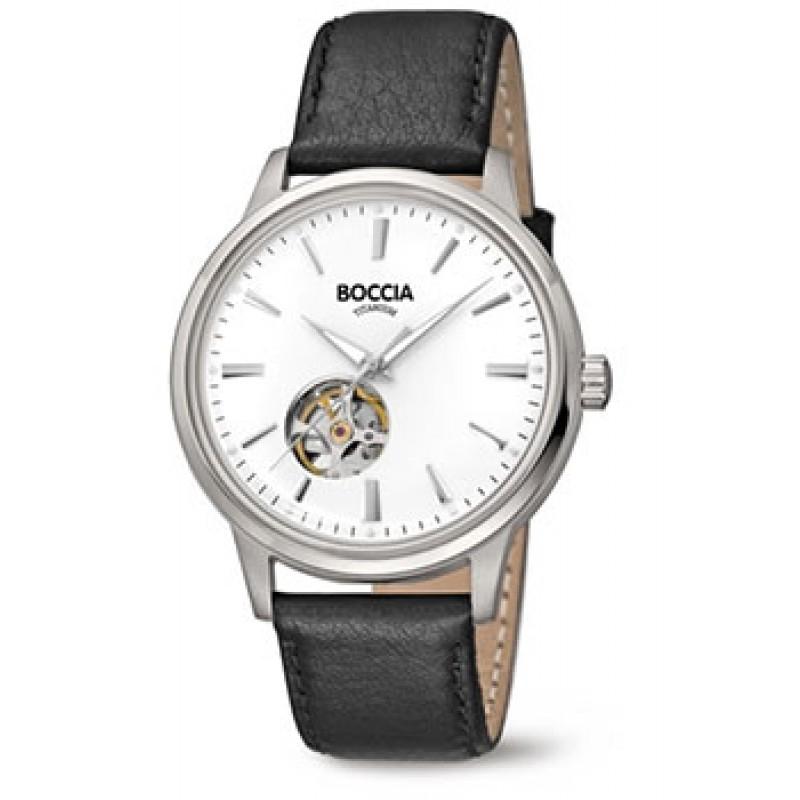 Наручные  мужские часы Boccia 3613-02. Коллекция Titanium