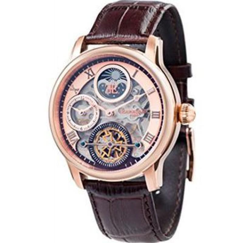 мужские часы Earnshaw ES-8063-02. Коллекция Longitude