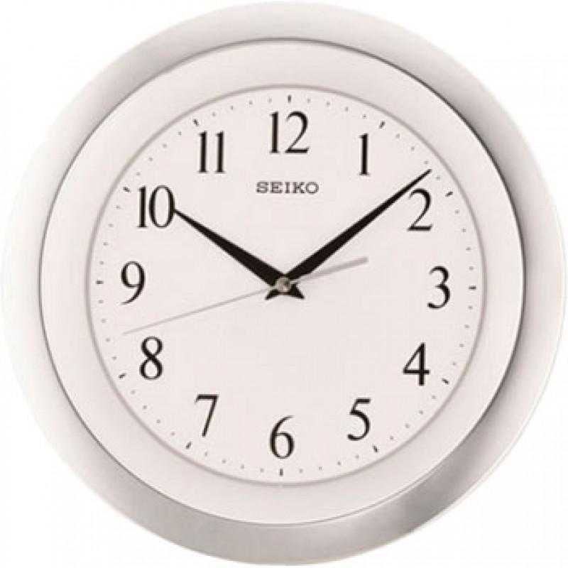 Настенные часы Seiko Clock QXA635SN-Z. Коллекция Настенные часы