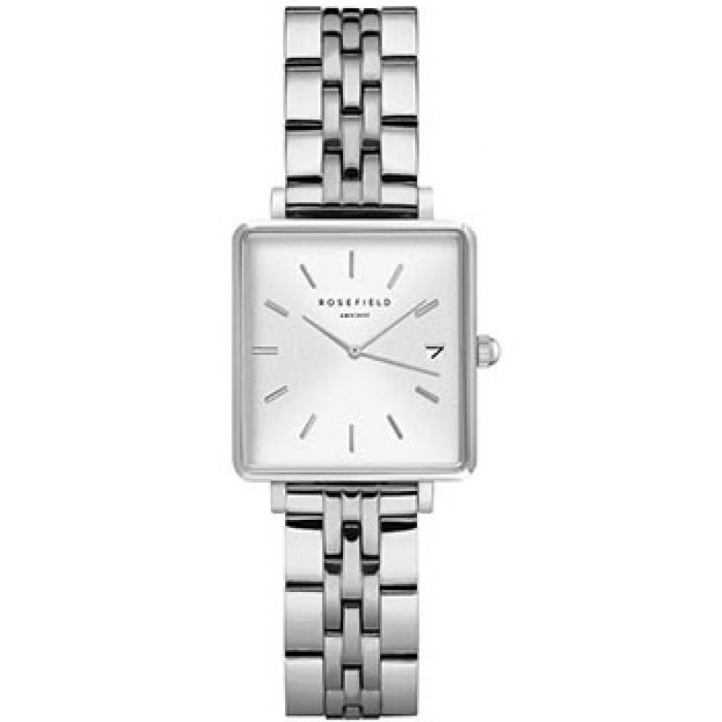 fashion наручные  женские часы Rosefield QMWSS-Q020. Коллекция Boxy XS