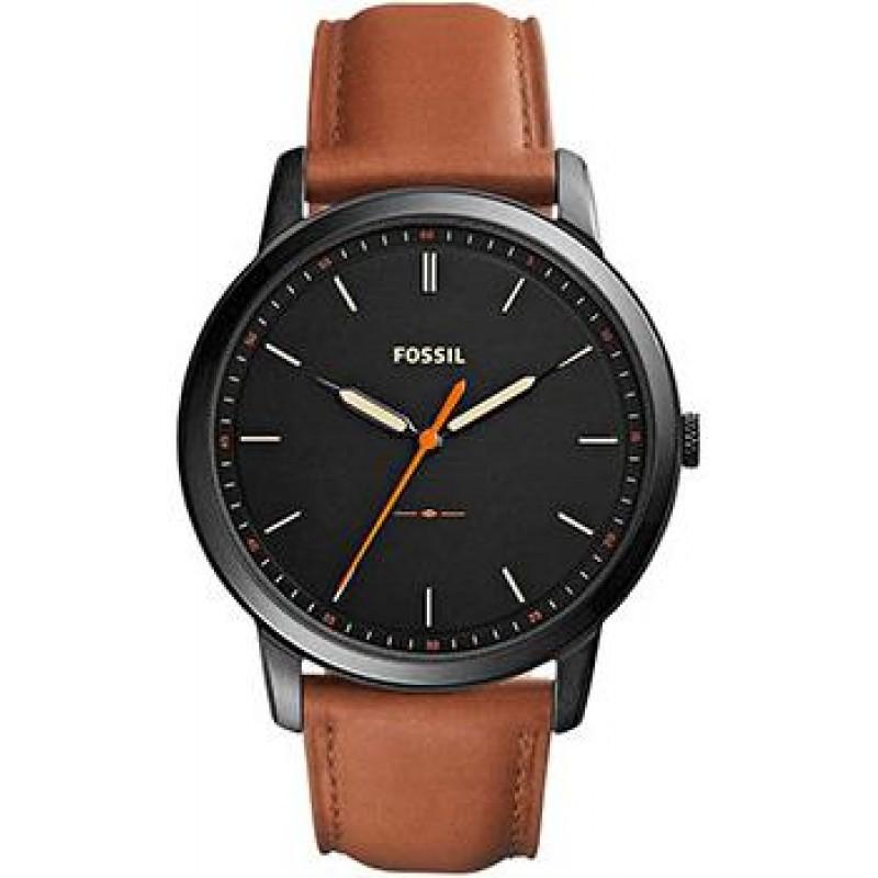 fashion наручные  мужские часы Fossil FS5305. Коллекция The Minimalist