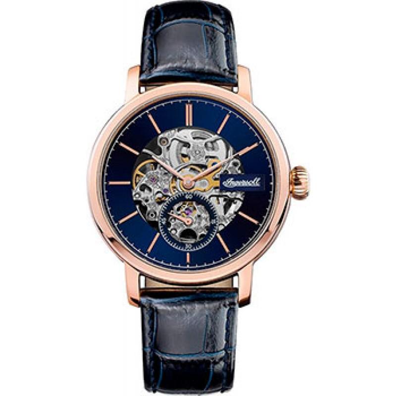 fashion наручные  мужские часы Ingersoll I05706. Коллекция Automatic Gent