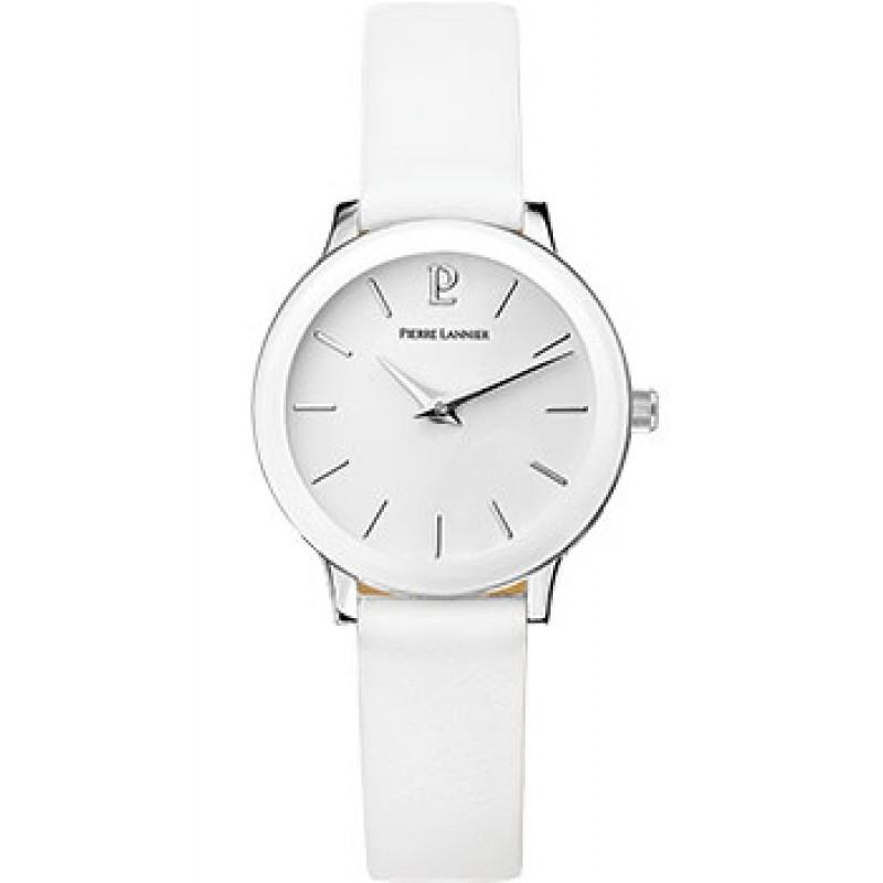 fashion наручные  женские часы Pierre Lannier 019K600. Коллекция Week-end Ligne Pure