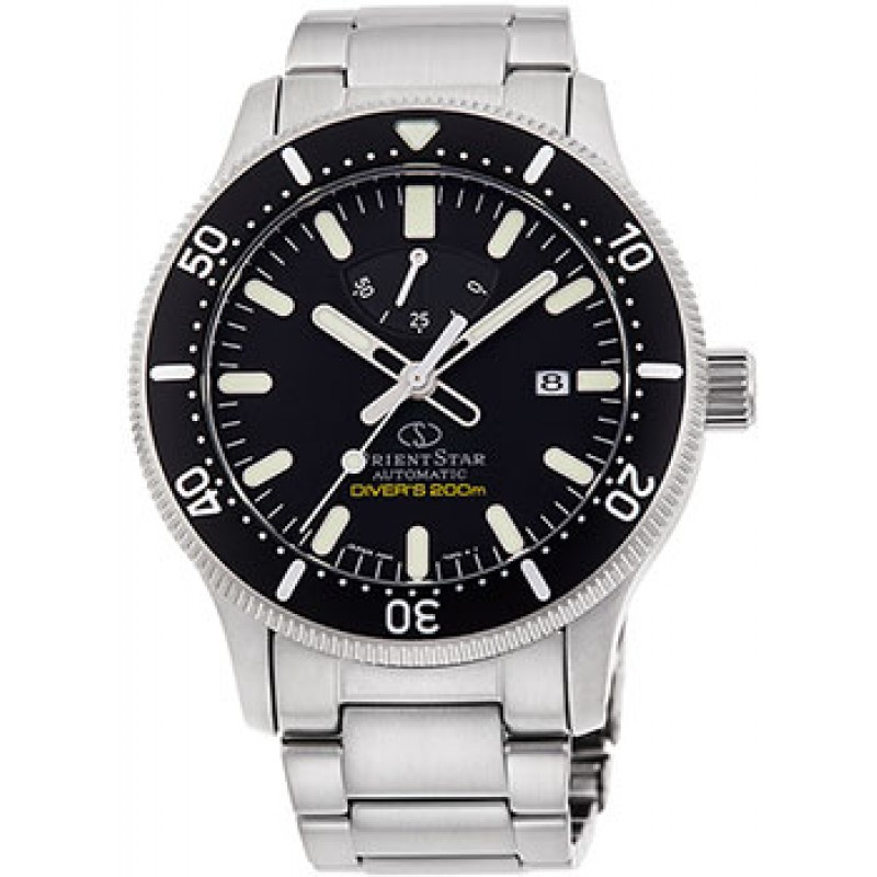 Японские наручные  мужские часы Orient RE-AU0301B00B. Коллекция Orient Star