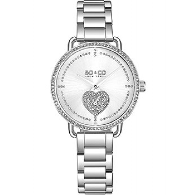женские часы Stuhrling Original 5524.1. Коллекция Madison