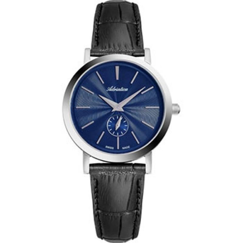 Швейцарские наручные  женские часы Adriatica 2113.5215Q. Коллекция Twin
