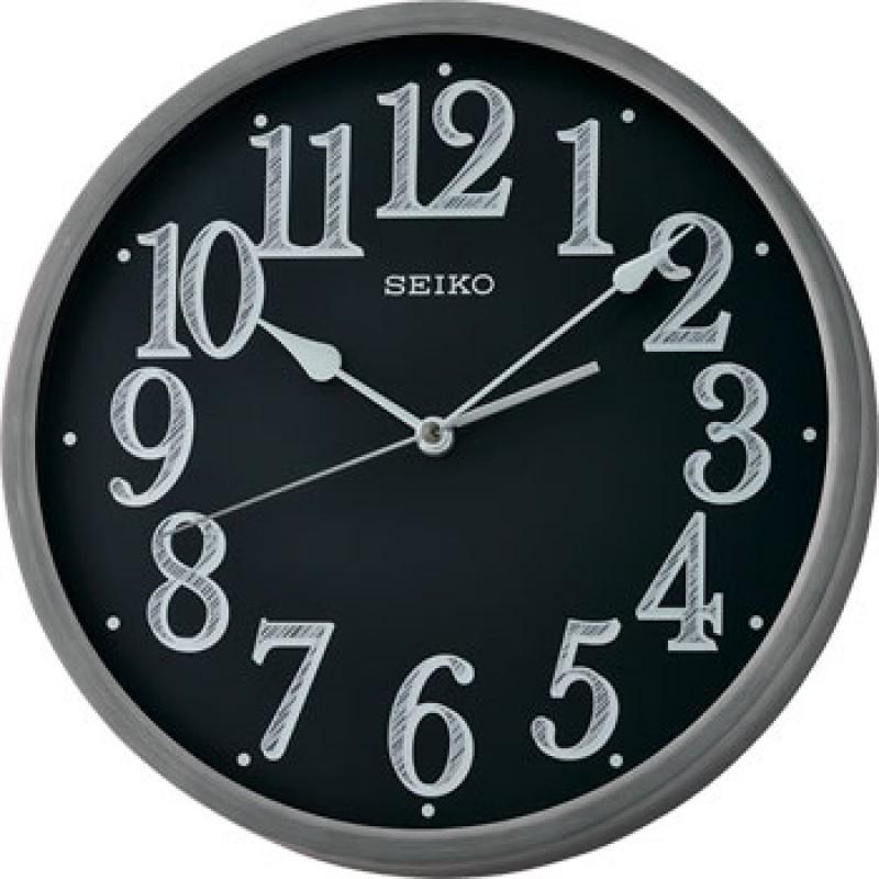 Настенные часы Seiko Clock QXA706KN. Коллекция Настенные часы