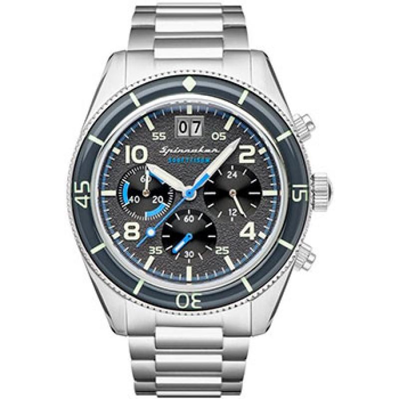 мужские часы Spinnaker SP-5085-11. Коллекция Fleuss
