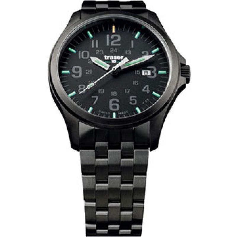 Швейцарские наручные  мужские часы Traser TR.107868. Коллекция Professional