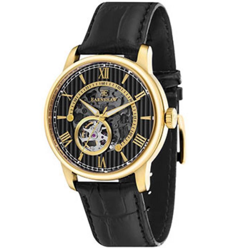 мужские часы Earnshaw ES-8802-03. Коллекция Bauer